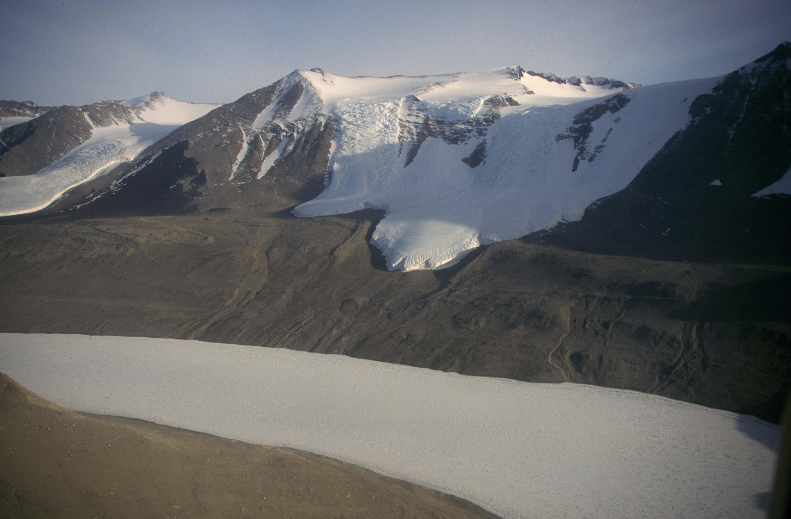 Glacial Thermal Regime